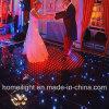 RVB Dance Floor DEL Dance Floor visuel pour la barre d'usager d'étape