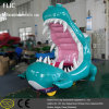 FernsteuerungsAmusement Park Inflatable Electric Car mit MP3-Player