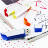 칼 디자인 소성 물질 자유로운 로고 USB 섬광 드라이브 (DX)