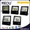 Gran cantidad de lúmenes de la fábrica de la lámpara halógena LED de alimentación de comercio al por mayor