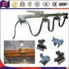 Подъемное оборудование безопасности системы пальчикового типа кабеля