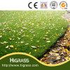 Alfombra al aire libre de interior verde sintetizada artificial falsa de la hierba