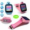 4G/WiFi PAS Taste intelligente GPS-Verfolger-Uhr zur Kind-Sicherheit D48