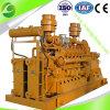 Générateur de la CE 400kw Lvneng, générateur du biogaz 600kVA,