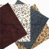 Impresso floco de Nylon Fabric, felpa longa Decalcomania Fabric