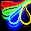 Luz flexível de néon impermeável ao ar livre do diodo emissor de luz