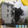 уличный свет 6m 36W солнечный СИД с Hang батареи на Поляк