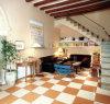 Azulejo de suelo de cerámica rústico esmaltado 400*400 vendedor caliente de la India