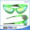 La promotion la plus populaire Polarized Full Frame Light Green Biking Eyewear
