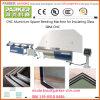 Dobladora de la barra de aluminio del espaciador para la cadena de producción de cristal aislador, fábrica Parker de China que aísla la línea de vidriero de la máquina