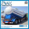 Polvo a granel camión del cemento Material de Semi-remolque
