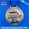 Jeu de sports personnalisée des médailles avec une haute qualité pour la vente