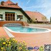 プールのためのスリップ防止屋外の木製のプラスチック合成のDecking