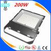 Indicatore luminoso di inondazione esterno chiaro impermeabile di illuminazione 200watt LED del LED