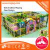 Детский развлекательный игровой площадкой для установки внутри помещений для использования внутри помещений Игры в Гуанчжоу