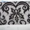 tissu tricoté par Raschel de lacet de mode