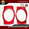 Marco de mecanizado CNC de aluminio anodizado con Red