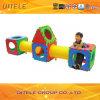 Het Lichaam die van binnenJonge geitjes het Plastic Speelgoed van Blokken uitoefenen (PT-015)