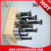 Barres d'ennuyeux à pointe carbure en acier avec 10mm de haute qualité