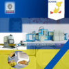PSの泡の食糧ボックス生産ライン機械