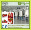 Sauce tomate Ketchup de ligne de production