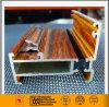 Profil en aluminium d'extrusion des graines en bois pour le guichet et la porte