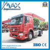 Sinotruk 4X2 380HP Euro2 HOWO Prime Mover chariot pour la Mongolie