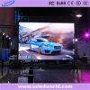 실내 발광 다이오드 표시 스크린 단계 배경 LED 영상 벽 P6
