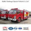 de Vrachtwagen Euro3 van de Brand van het Water 3.5ton Isuzu