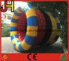 Juego de deportes de rodadura de inflables inflables inflables juguetes de tubo de rollo Play