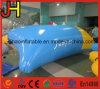 Gota inflável azul e amarela da venda quente da água para saltar