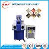 máquina de soldadura do laser da jóia 200W