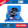 Быстрым холодным оборудование низкой температуры охлаженное воздухом конденсируя
