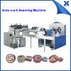 O biscoito automático pode travar a emenda da máquina