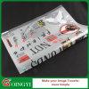 Etiqueta engomada excelente del traspaso térmico de la calidad de Qingyi para la camiseta