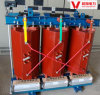 800kVA droog de Transformator van /Voltage van de Transformator van het Type