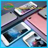 Caisses de butoir de téléphone double en métal de couleur pour l'iPhone 7/6s/6 plus