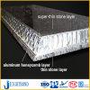 Облегченная каменная мраморный алюминиевая панель сота для конструкции