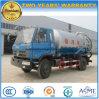 6つの車輪10立方メートルの真空のトラック10000 L下水の吸引のトラック