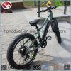 Fetter Gummireifen-elektrischer Strand-Fahrrad-Mietroller mit Aufhebung