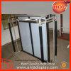 Peça de vestuário de sistemas de exibição de metal Rack de exibição