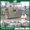 Máquina de etiquetado caliente automática del derretimiento de Zhangjiagang para el fabricante de las botellas redondas