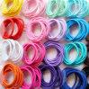 Heiße Gummiband-Haar-Gleichheit des Verkaufs-2mm