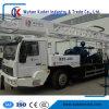 Volle hydraulische fahrende Wasser-Vertiefungs-Spitzenbohrmaschine für Verkauf