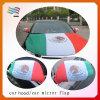 Capa de espelho de carro impressa personalizada e capa de capa de carro para o México