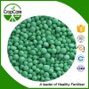 Agricultura granular de estrume adubo NPK 17-7-17