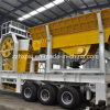 передвижной завод дробилки 40-60t/H для сбывания для задавливать гранита