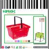 Panier à provisions en plastique de traitement d'épicerie de Supermarekt