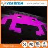 Módulo de pantalla P4 cubierta de ahorro de energía a todo color de vídeo HD LED