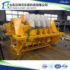 Desidratação de minério de mineração de filtração a vácuo de cerâmica
